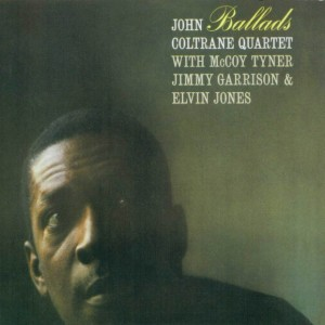Coltrane Ballads CD Cover