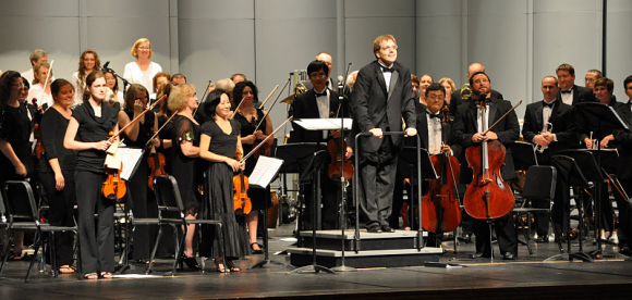 Jon Gordon & the Carolina Philharmonic